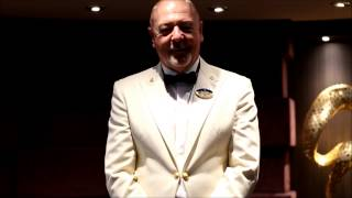 Message from MSC Divina Captain