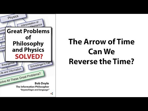 The Arrow of Time Can We  Reverse the Time?