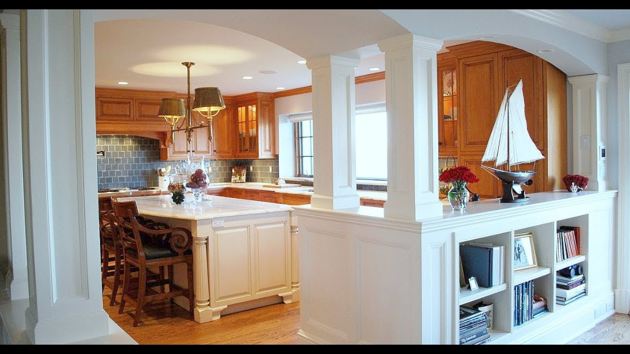 9+ Models of Kitchen With Arches - kitchen designs