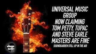 UMG Now Claiming Tom Petty, Tupac and Steve Earle Masters Are Fine