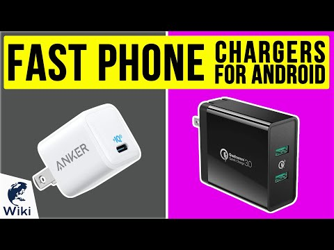 10 Best Fast Phone Chargers For Android 2020