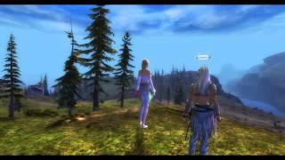 GW2 Selfless Potion - Halo visual effect