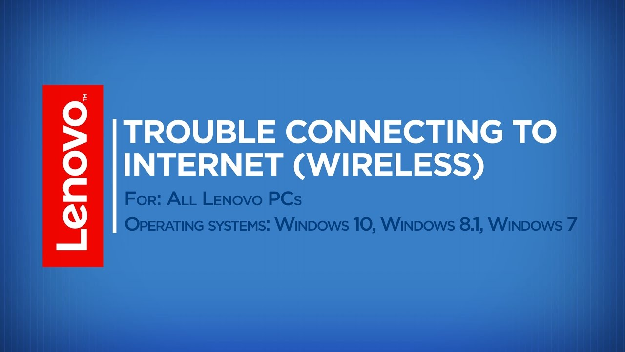 Troubleshooting wireless networking issues, Windows 7, 8