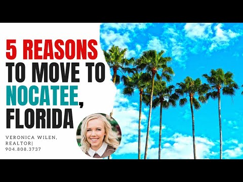 5 Reasons to Move to NOCATEE!