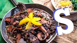 How To Make A Brasilian Pork Feijoada... Homemade By Sorted