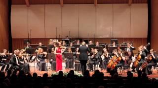 Prokofiev Violin Concerto No. 2, II. Andante assai
