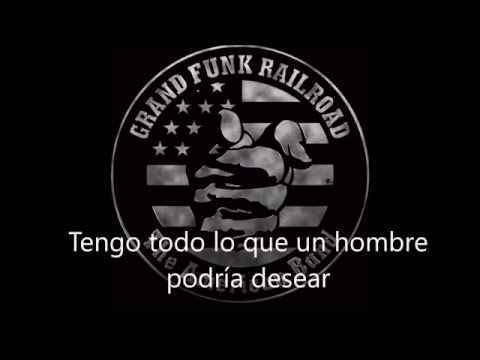 Some Kind of Wonderful Grand Funk Railroad (Subtitulado)