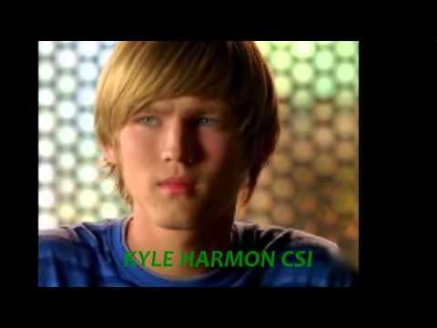 EVAN ELLINGSON AS KYLE HARMON