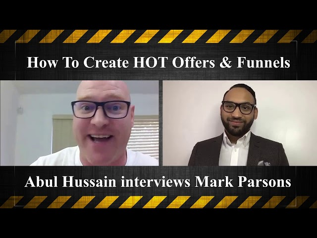 How To Create A Hot Offer & Funnel That Converts