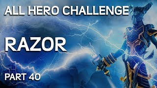 Bütün Kahramanlarla Mücadele Challenge Part # 40 - Razor Gameplay.