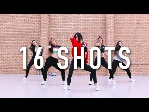 Stefflon Don - 16 Shots | iMISS CHOREOGRAPHY @ IMI DANCE STUDIO