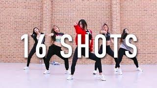 Stefflon Don - 16 Shots   iMISS CHOREOGRAPHY @ IMI DANCE STUDIO