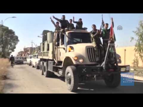Kurdish Forces Flatten Arab Villages in Northern Iraq