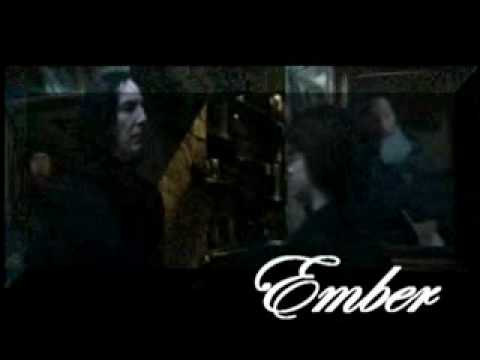 Severus Snape- Hot Mess