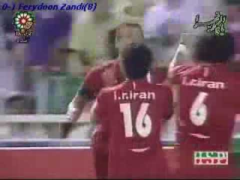 QWC 2010 United Arab Emirates vs. Iran 0-1 (07.06.2008)