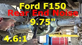 FORD F150 REAR AXLE TAG CODES - YouTube