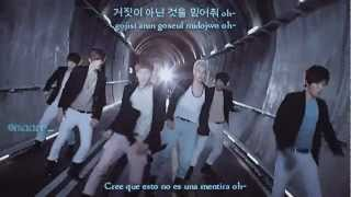 U-KISS - Believe [Sub español + Rom + Hangul] + MP3 Download