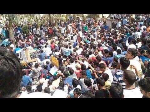 SSC SCAM PROTEST ALLAHABAD TODAY LIVE || इलाहाबाद मे उमडा जनसैलाब_जरूर देखे