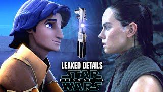 Star Wars Episode 9 Ezra & Rey Scene! Leaked Details Revealed (Star Wars News)