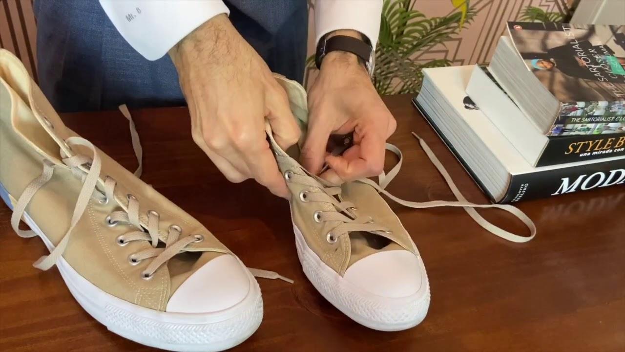 Para que sirven los agujeros laterales de las zapatillas - Mr. Daqui