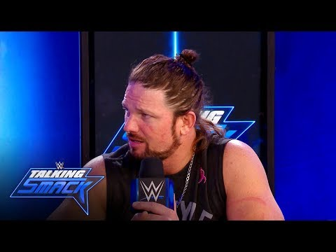 AJ Styles on the shocking end to Shane...
