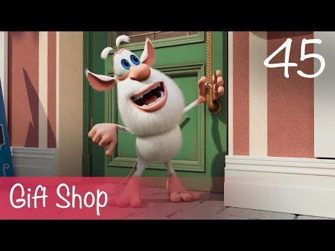 Booba - Gift Shop - Episode 45 - Cartoon for kids