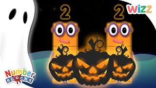 Numberblocks - Trick or Treat with Number 2 | Off We Go | Wizz | Cartoons for Kids | #Halloween
