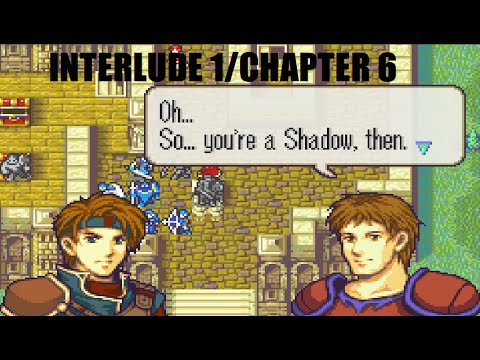 Fire Emblem Hack: The Road To Ruin- Interlude 1 and Chapter 6, Circumvention... Vance is a bad ass!