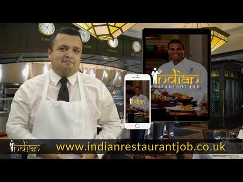 Indian Restaurant Job -  Video Investor Pitch