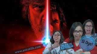 Video Review Film 'Star Wars The Last Jedi' Bersama Si Oye!! download MP3, 3GP, MP4, WEBM, AVI, FLV September 2018