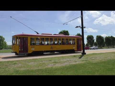 Little Rock Tourist Streetcar