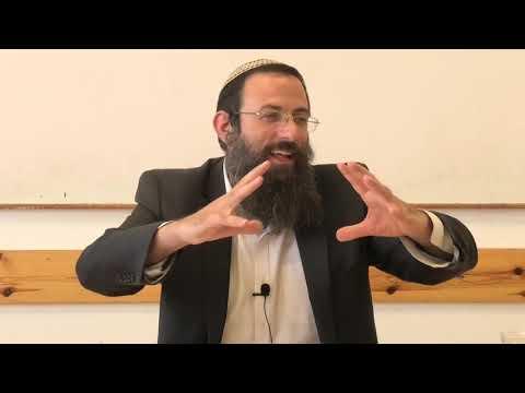 הקדמה להלכות מוקצה [1]. הרב אריאל אלקובי שליט''א.