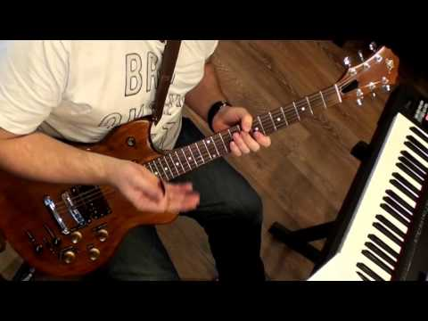 I Could Write A Book - Arpeggio Up / Scale Down JAZZ GUITAR LESSON