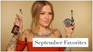 2017: September Favorites   Clean Brushes, Clothing & Thoughts On Patchouli