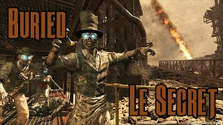 "Call of duty Black ops 2 Zombie ""Buried"" Le secret de Maxis complet"