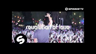 Shermanology - Revolution Of Love (OUT NOW)