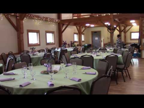 Cobblestone Farm Tour Ann Arbor, Michigan Wedding DJ