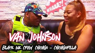 Van Johnson of Vh1's Black Ink Crew Chicago! Birthday Bash- Chicagorilla Anniversary!