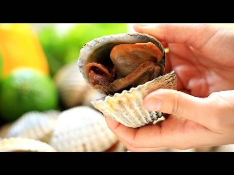 แซ่บ สด เดือด : หอยแครงจักรพรรดิ์ หวานกรอบ ไซส์บิ๊กบึ้ม 28 ก.พ.58 (1/3)