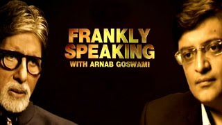 Frankly Speaking with Amitabh Bachchan - Exclusive - Full Interview