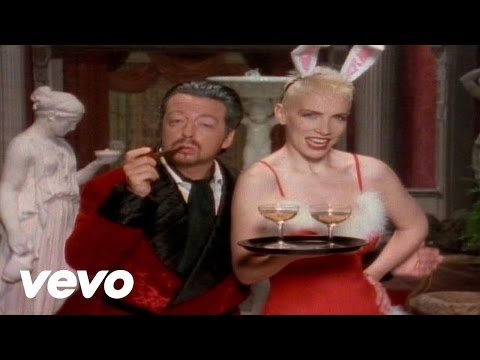 Eurythmics - The King and Queen of America