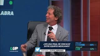 ¿Ves una final de CONCACAF entre equipo mexicanos?