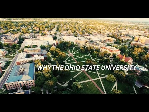 WHY THE OHIO STATE UNIVERSITY TRAILER || DJI PHANTOM