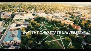 WHY THE OHIO STATE UNIVERSITY TRAILER || DJI PHANTOM