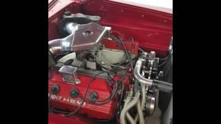 1963 plymouth fury 528 hemi conv running