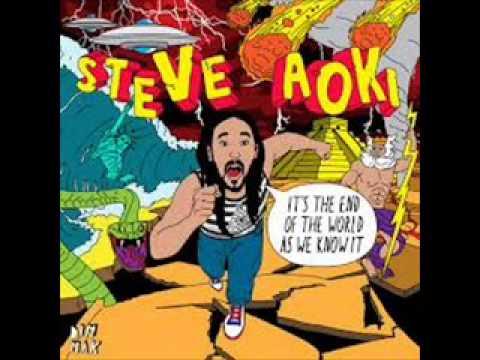 Steve Aoki & Miss Palmer ft. Dan Sena - Omega