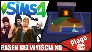 BASEN BEZ WYJŚCIA XD (The Sims #3) | PlagaLive