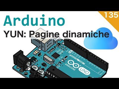 Creare Una Pagina Dinamica Con Arduino YUN - #135