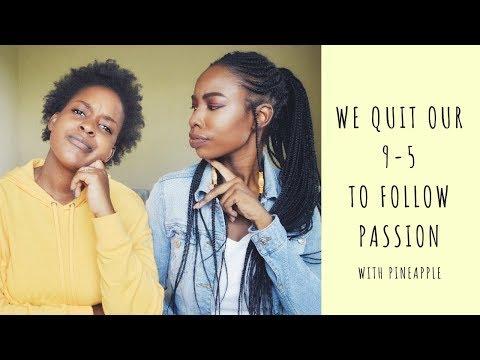 WE QUIT OUR 9-5 IN ZIMBABWE w/ Pineapple || ZIMBABWEAN YOUTUBER