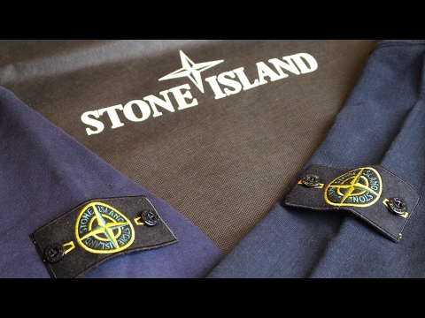 Real vs Fake Stone Island Sweatshirt | How To Spot Fake Stone Island
